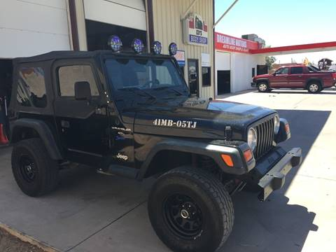 1998 Jeep Wrangler for sale in Coolidge, AZ