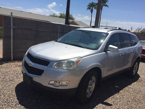 2009 Chevrolet Traverse for sale in Coolidge, AZ