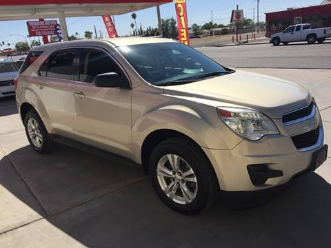 2012 Chevrolet Equinox for sale in Coolidge, AZ
