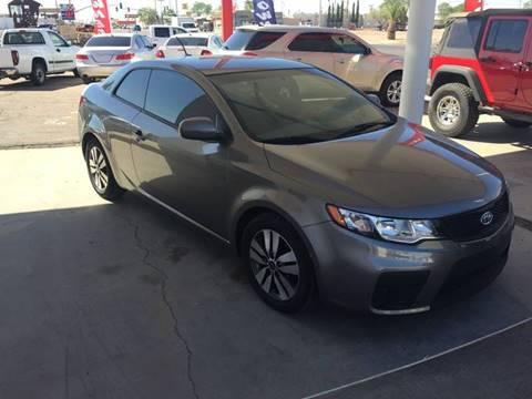 2013 Kia Forte Koup for sale in Coolidge, AZ
