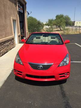 2007 Toyota Camry Solara for sale in Coolidge, AZ