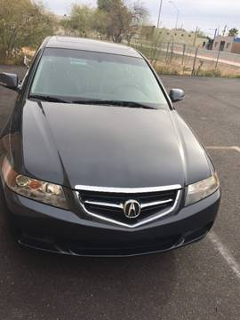 2005 Acura TSX for sale in Coolidge, AZ