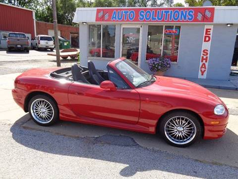 2003 Mazda MX-5 Miata for sale in Washington IL