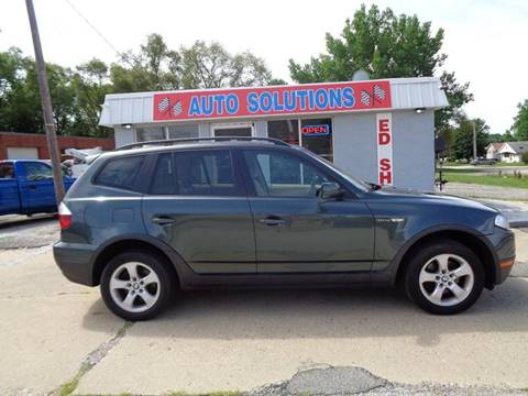 2007 BMW X3 for sale in Washington, IL
