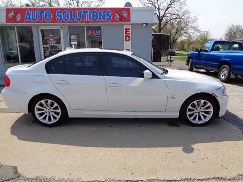 2011 BMW 3 Series for sale in Washington, IL