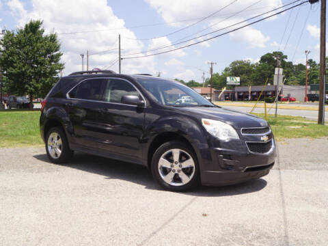 2012 Chevrolet Equinox for sale at Auto Mart in Kannapolis NC