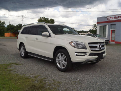 2013 Mercedes-Benz GL-Class for sale at Auto Mart in Kannapolis NC