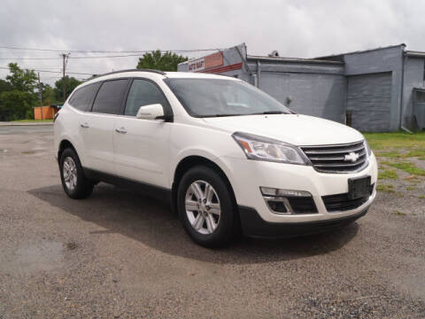 2014 Chevrolet Traverse for sale at Auto Mart in Kannapolis NC