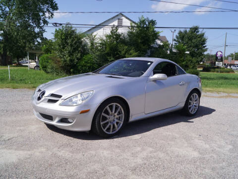 2005 Mercedes-Benz SLK for sale at Auto Mart in Kannapolis NC