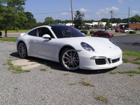 2015 Porsche 911 for sale at Auto Mart in Kannapolis NC