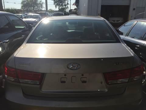 2006 Hyundai Sonata for sale in Sarasota, FL