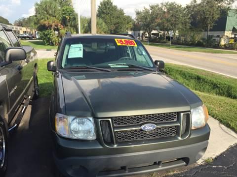 2004 Ford Explorer Sport Trac for sale in Sarasota, FL