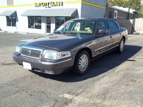 2007 Mercury Grand Marquis for sale at GALLIAN DISCOUNT AUTO in St George UT
