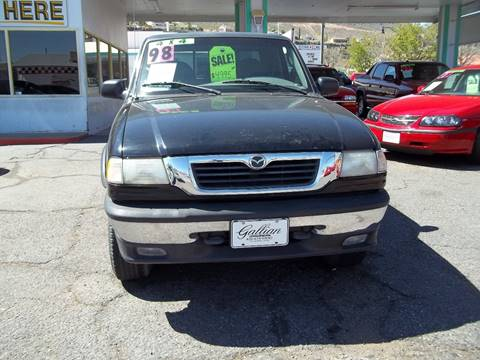 1998 Mazda B-Series Pickup for sale at GALLIAN DISCOUNT AUTO in St George UT