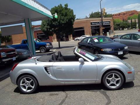 2005 Toyota MR2 Spyder for sale in St George, UT