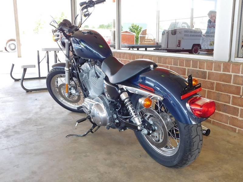 2009 Harley-Davidson Sportster Low XL883L  - Conover NC