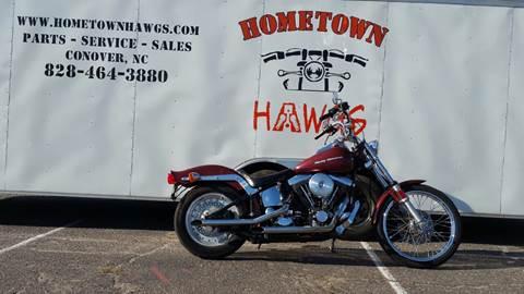 1986 Harley-Davidson Softail Custom FXSTX