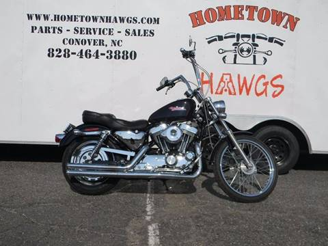 2002 Harley-Davidson Sportsters  XL1200C