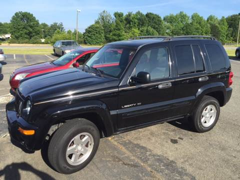 2002 Jeep Liberty for sale in Greensboro, NC