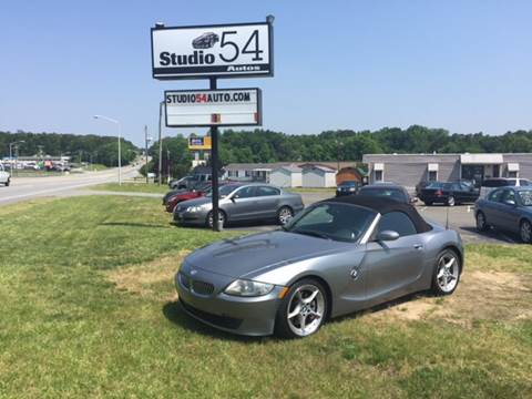 2006 BMW Z4 for sale in Greensboro, NC