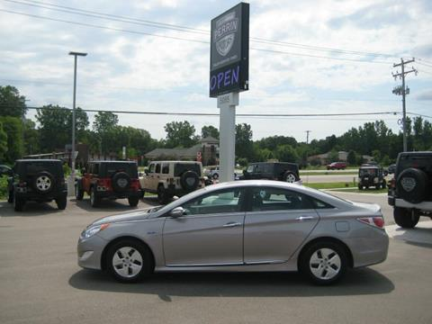 2011 Hyundai Sonata Hybrid for sale in Comstock Park, MI