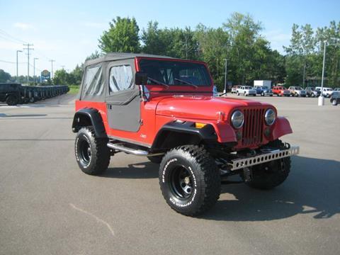 1977 Jeep CJ-7 for sale in Comstock Park, MI