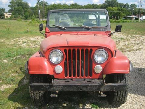 1977 Jeep Wrangler for sale in Comstock Park, MI