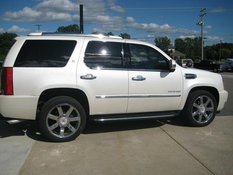 2010 Cadillac Escalade Hybrid for sale in Comstock Park, MI