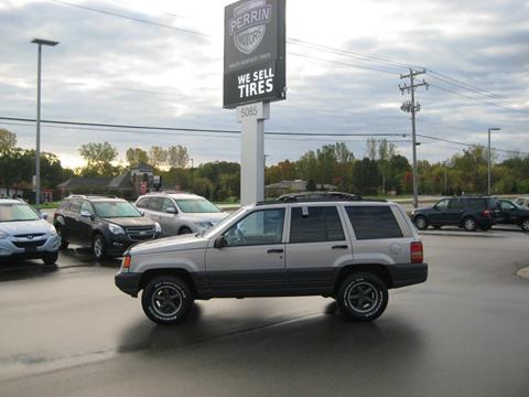 1996 Jeep Grand Cherokee for sale in Comstock Park, MI