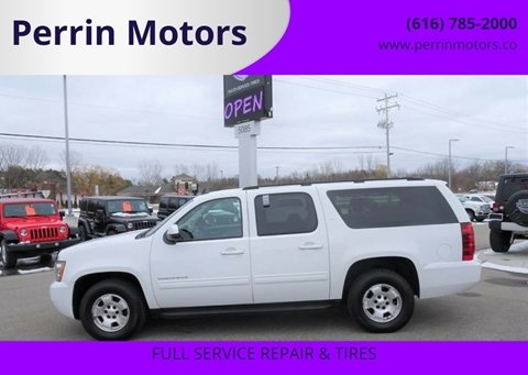 used 2011 chevrolet suburban for sale in michigan. Black Bedroom Furniture Sets. Home Design Ideas