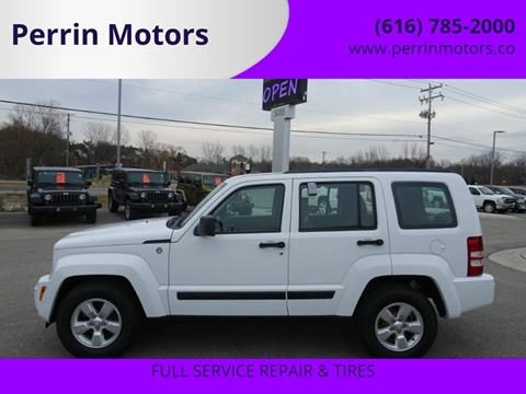 2012 Jeep Liberty for sale in Comstock Park, MI