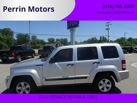 2011 Jeep Liberty for sale in Comstock Park, MI
