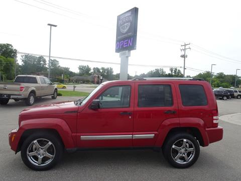 2008 Jeep Liberty for sale in Comstock Park, MI