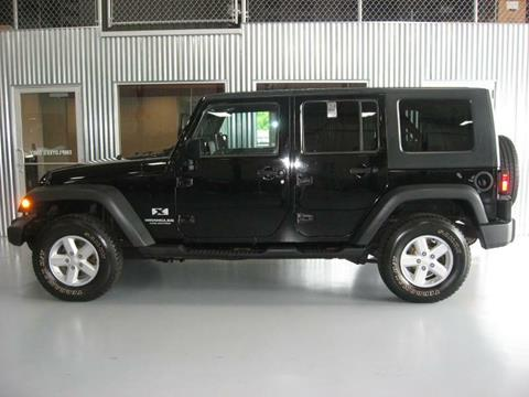 2007 jeep wrangler for sale in michigan. Black Bedroom Furniture Sets. Home Design Ideas