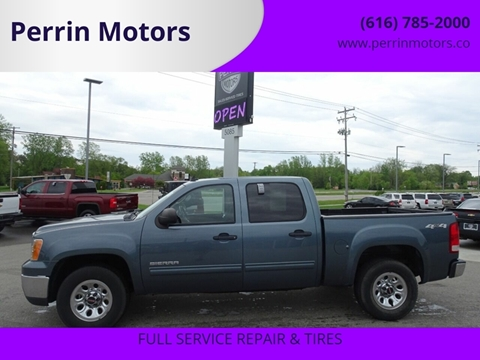 2010 GMC Sierra 1500 for sale in Comstock Park, MI