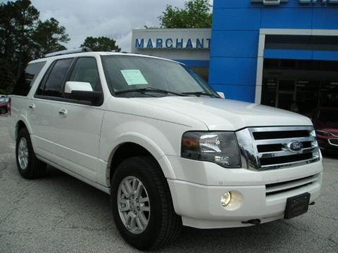 2012 Ford Expedition for sale in Ravenel SC