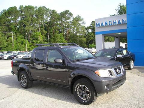 2015 Nissan Frontier for sale in Ravenel SC
