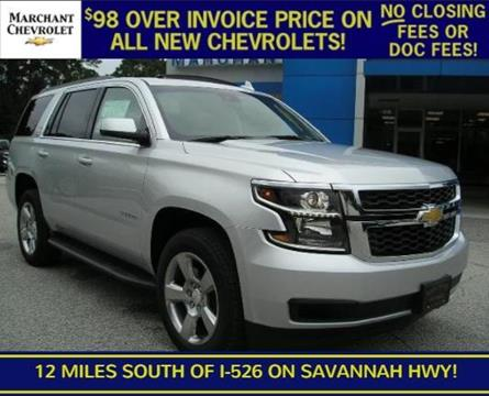 2017 Chevrolet Tahoe for sale in Ravenel SC