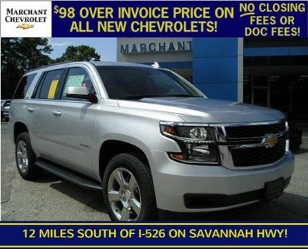2017 Chevrolet Tahoe for sale in Ravenel SC
