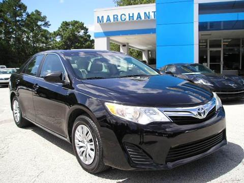 2014 Toyota Camry for sale in Ravenel SC