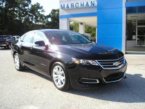 2017 Chevrolet Impala for sale in Ravenel, SC
