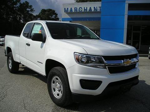 2018 Chevrolet Colorado for sale in Ravenel SC