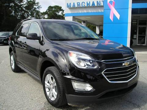 2016 Chevrolet Equinox for sale in Ravenel, SC