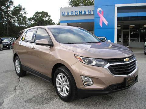 2018 Chevrolet Equinox for sale in Ravenel, SC