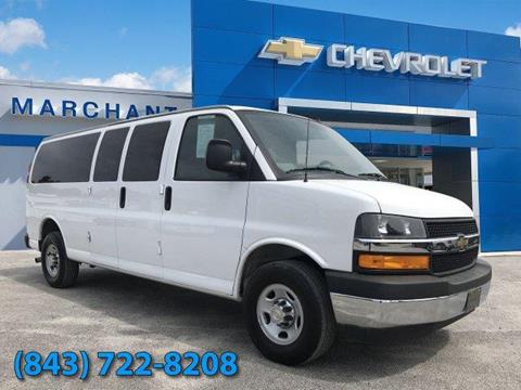 2018 Chevrolet Express Passenger for sale in Ravenel, SC