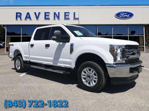 2018 Ford F-250 Super Duty for sale in Ravenel, SC