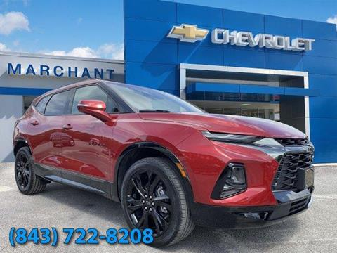 Marchant Chevrolet Inc Ravenel Sc Inventory Listings