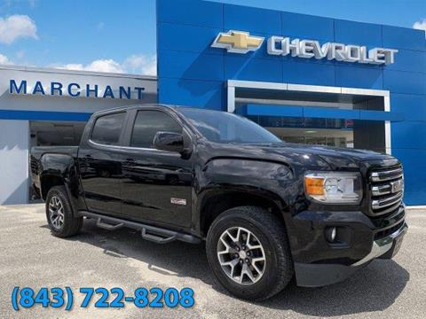 2015 GMC Canyon for sale in Ravenel, SC