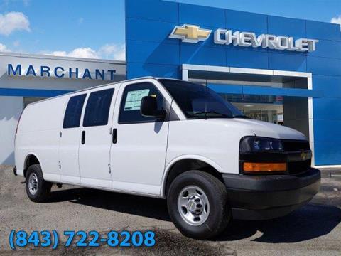 2020 Chevrolet Express Cargo for sale in Ravenel, SC
