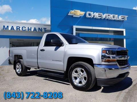 2018 Chevrolet Silverado 1500 for sale in Ravenel, SC